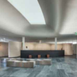Southcape Golf Clubhouse - interior/lobby