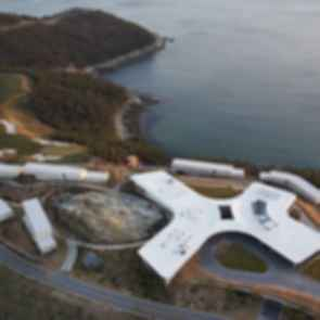 Southcape Golf Clubhouse - exterior/birds eye view