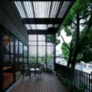 Ceramic House - exterior