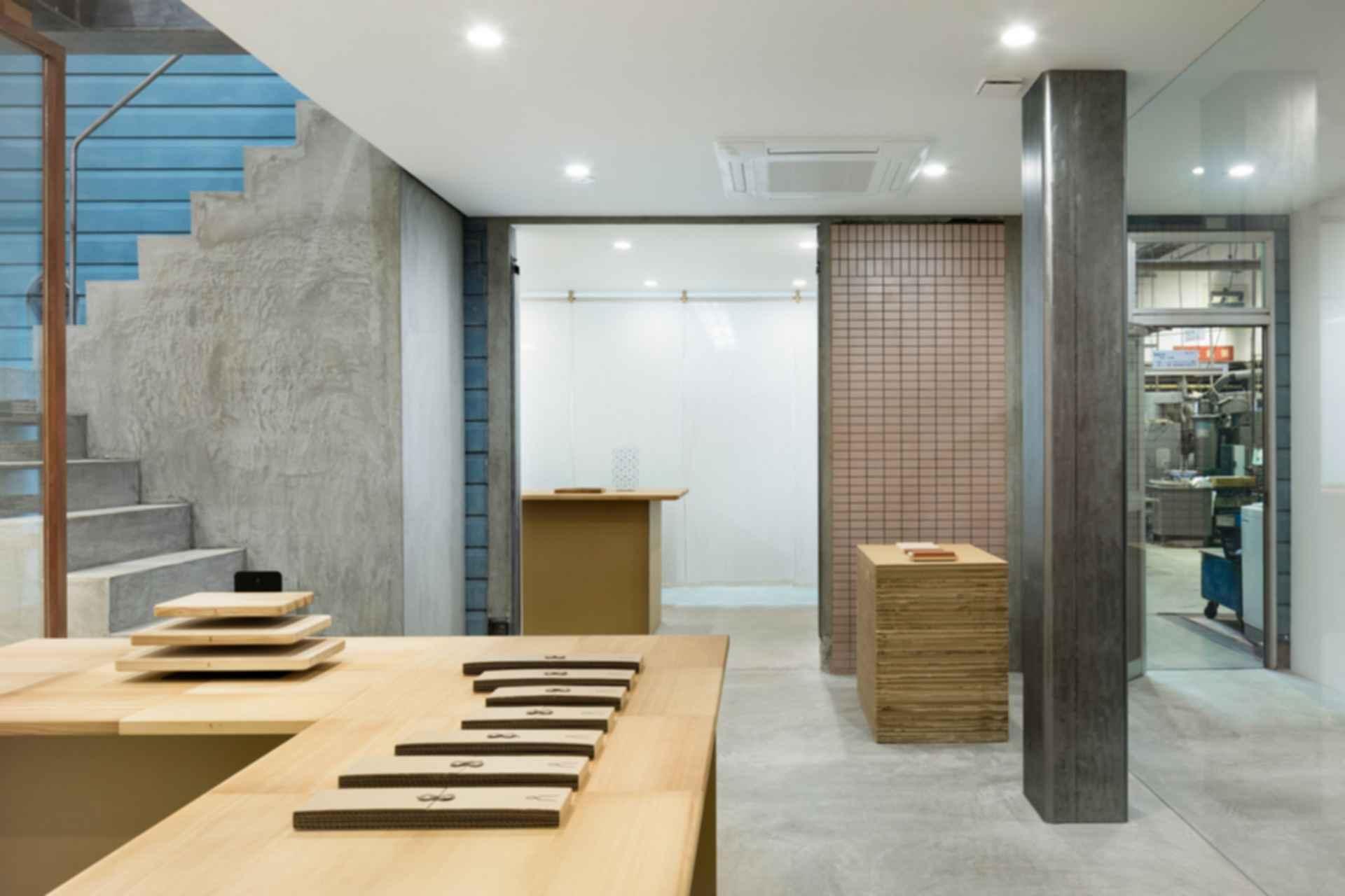 Tadafusa Factory - interior