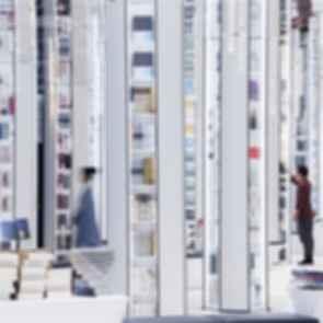 Zhongshuge-Hangzhou Bookshop - interior