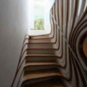 Warping Stairs