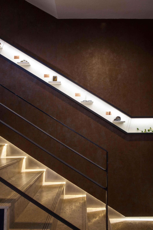 Davich Optical Chain - interior/stairs