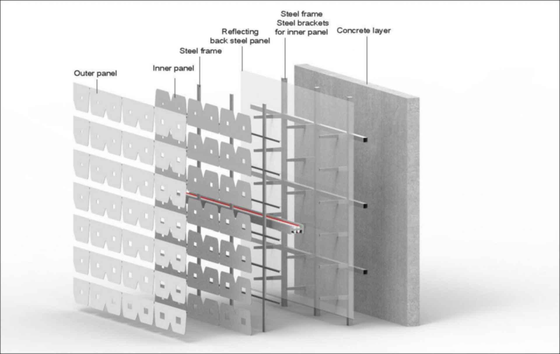 Davich Optical Chain - concept design