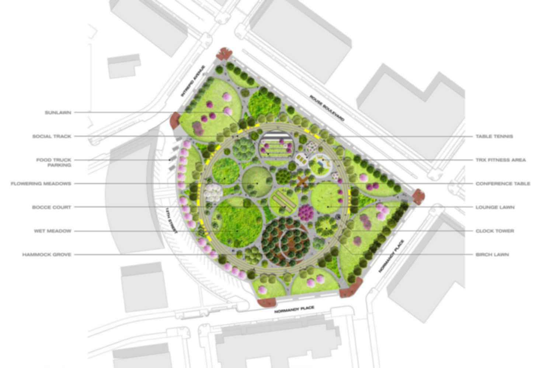 Philadelphia Navy Yards - concept design