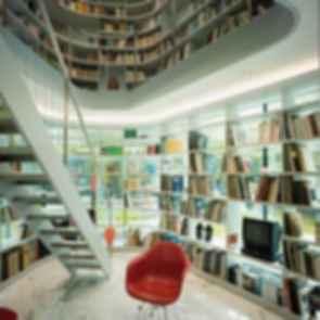 Home Library Den
