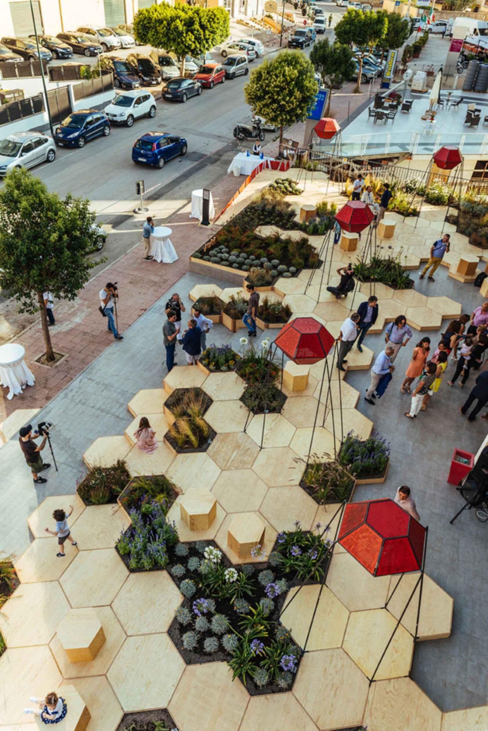 Urban Public Space Design