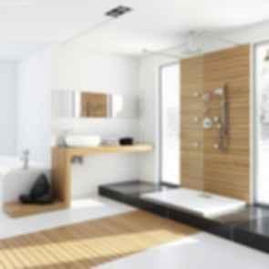 Simplistic Bathroom