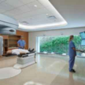 Kaiser Permanente Radiation Oncology Center - interior