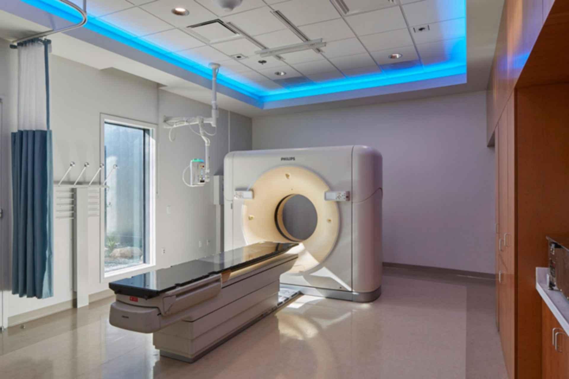 Kaiser Permanente Radiation Oncology Center - interior