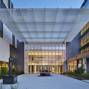 University of Medical Center New Orleans - exterior