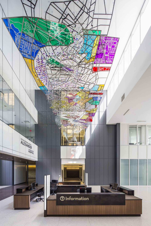 University Medical Center New Orleans - Reception
