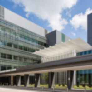 University Medical Center New Orleans - Exterior