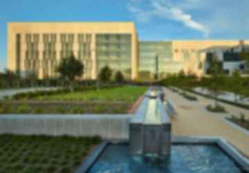 University Medical Center New Orleans - Outdoor Area