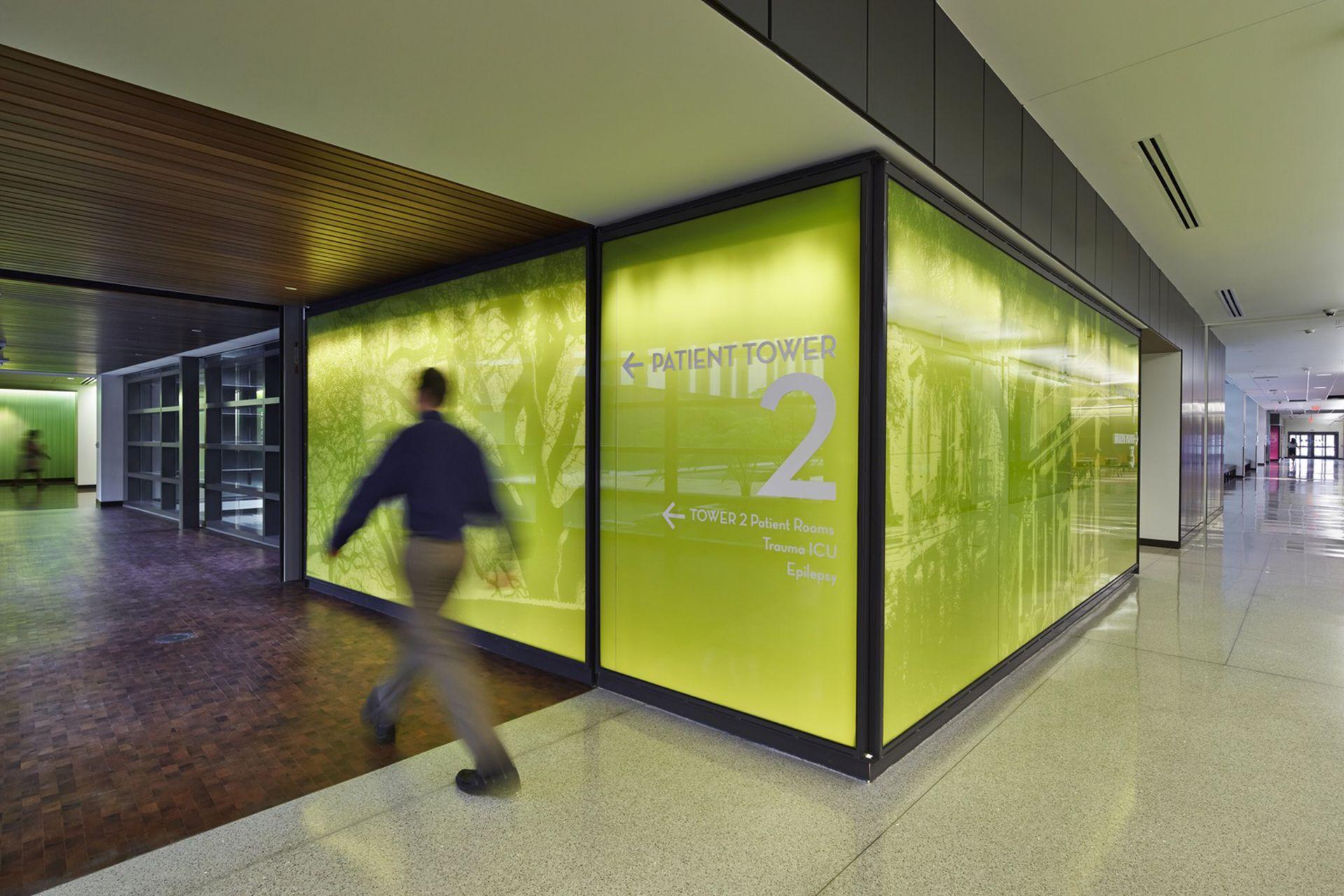 University Medical Center New Orleans Interior