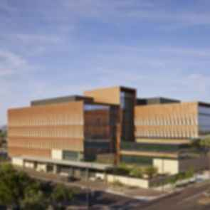 University of Arizona Cancer Center at Dignity Health St. Joseph's Hospital and Medical Center - exterior