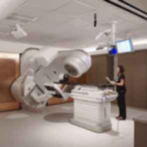 University of Arizona Cancer Center at Dignity Health St. Joseph's Hospital and Medical Center - interior