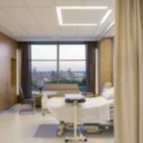 The Christ Hospital Joint and Spine Center - interior