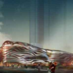 Petersen Automotive Museum - Concept Design