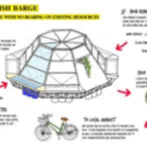 Jellyfish Barge - concept design