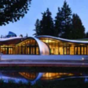 VanDusen Botanical Garden Visitor Centre - Exterior