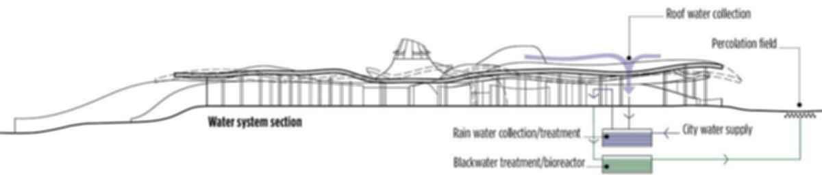 VanDusen Botanical Garden Visitor Centre - Design Concept