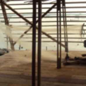 Makoko Floating School - interior