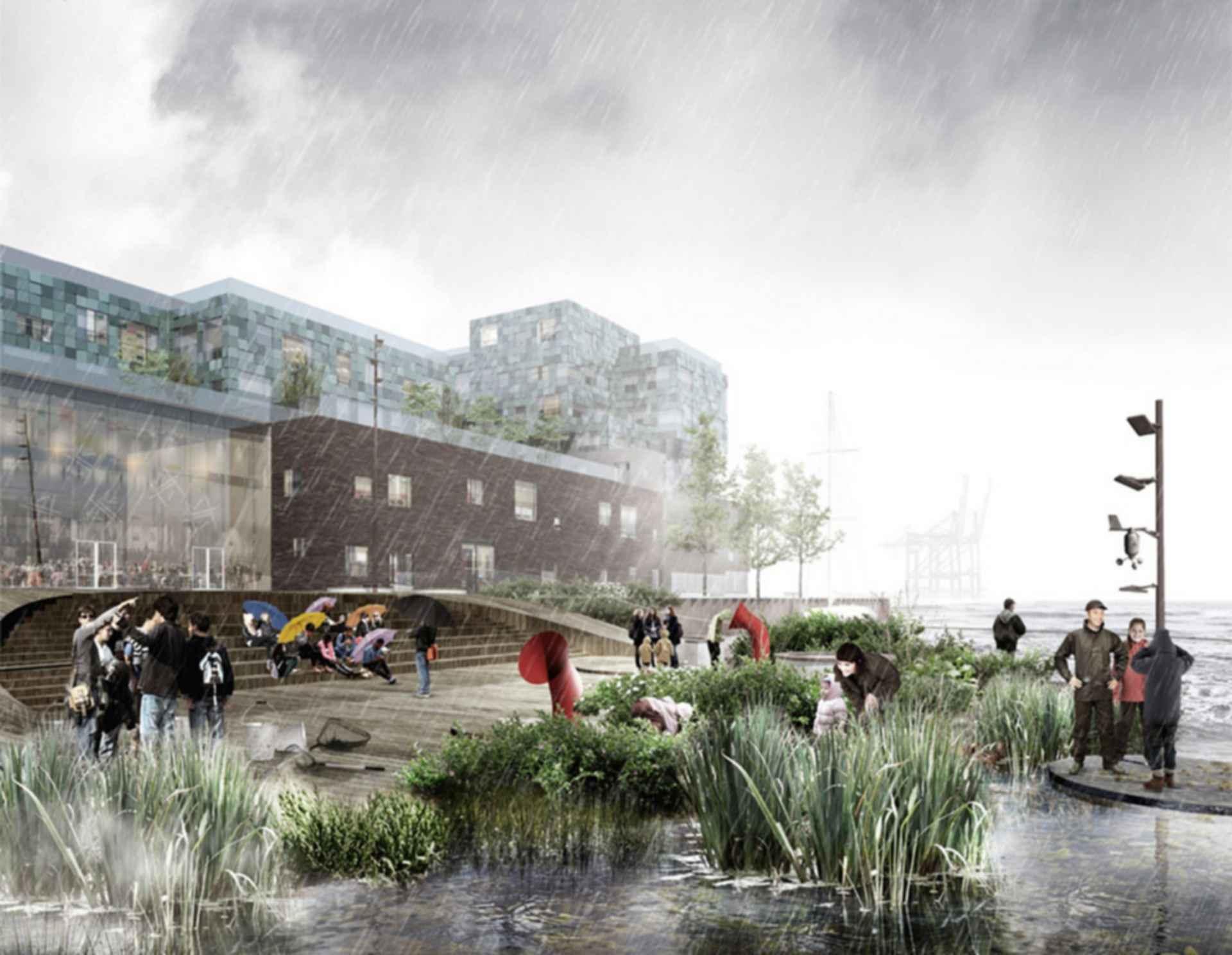 The Nordhavn Islands - concept design