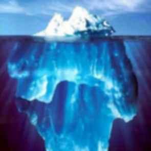 Icebergs - concept design