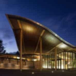 VanDusen Botanical Garden Visitor Centre - Exterior/Entrance