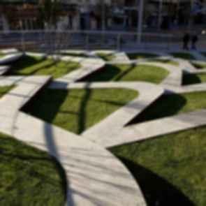 Ricard Vines Square - exterior