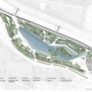 Padre Renato Poblete River Park - floor plan