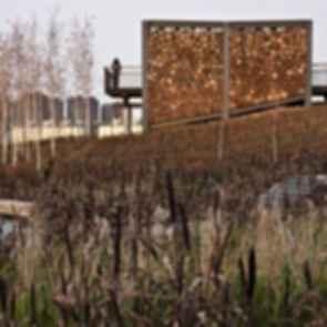 Qunli Stormwater Wetland Park - exterior