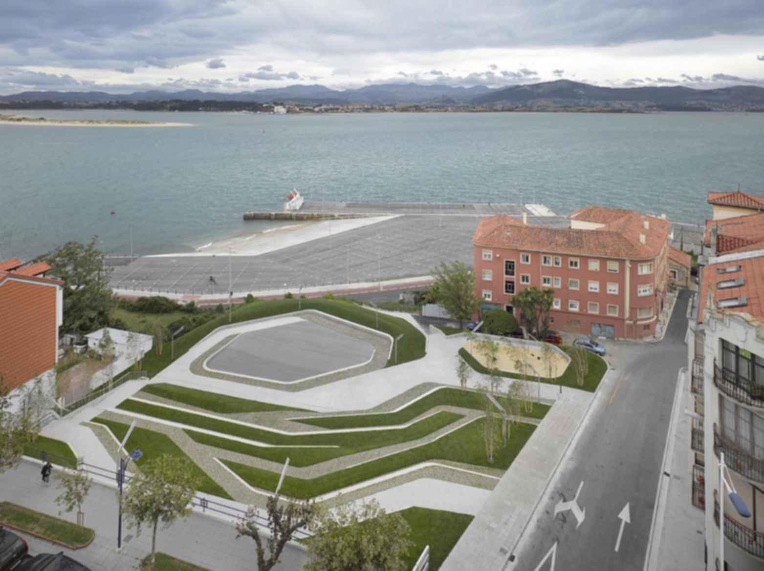 San Martin de la Mar Square