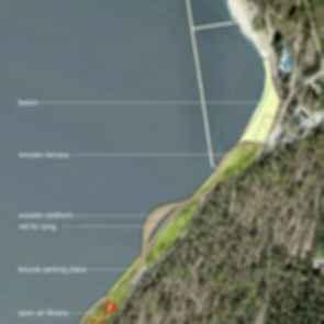 Paprocany Lake Shore Redevelopment