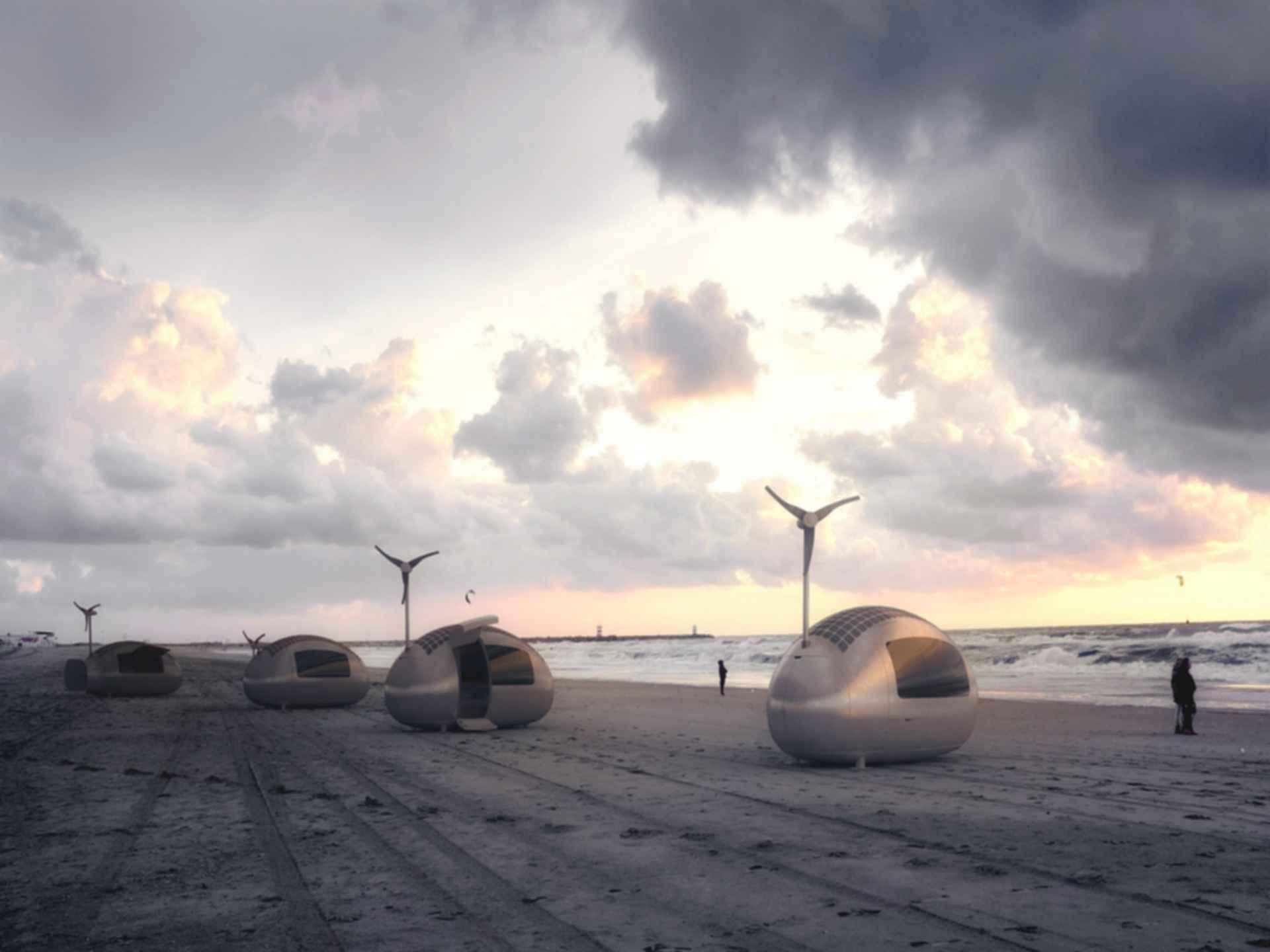 Ecocapsule - concept design