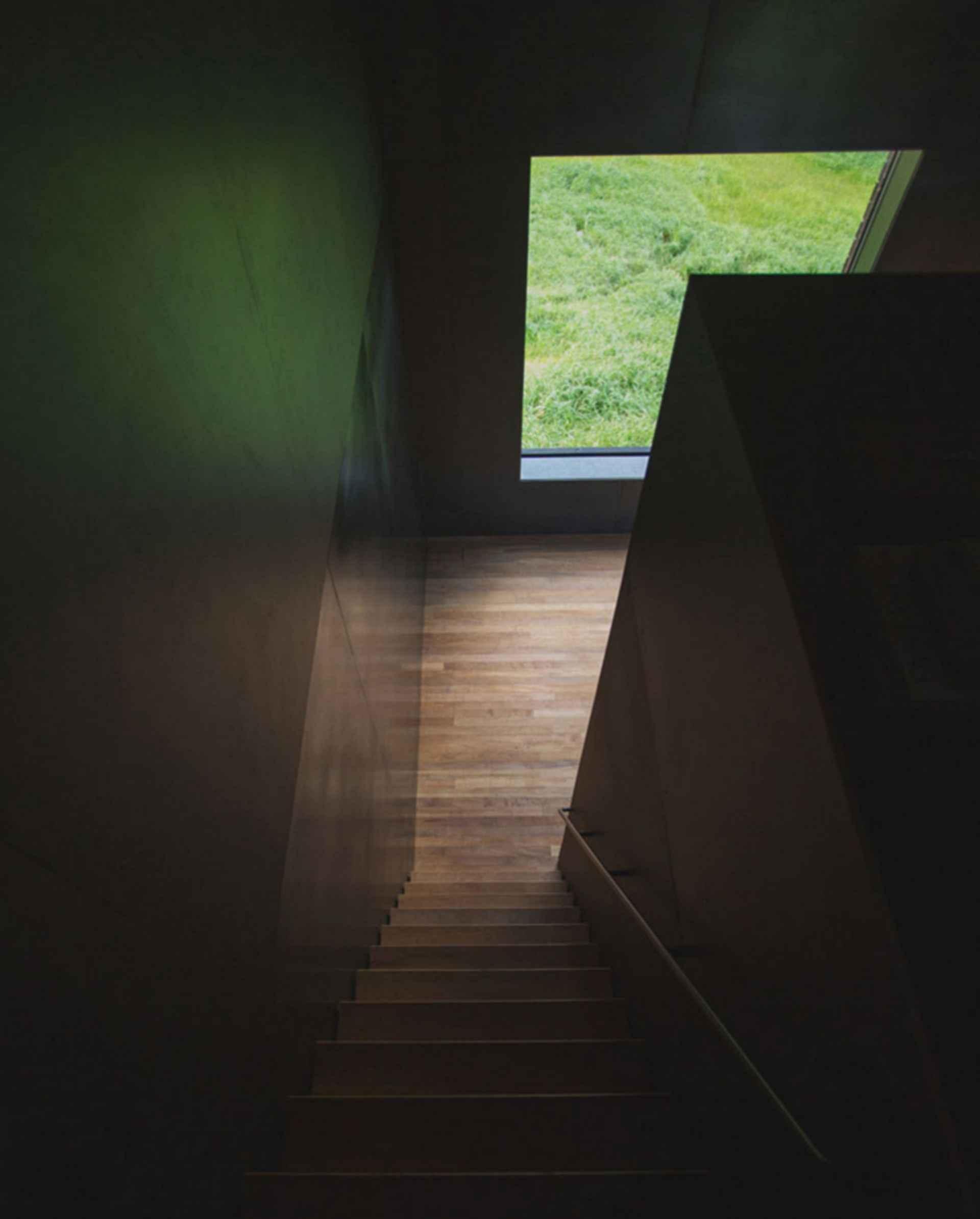 Eryie House - interior