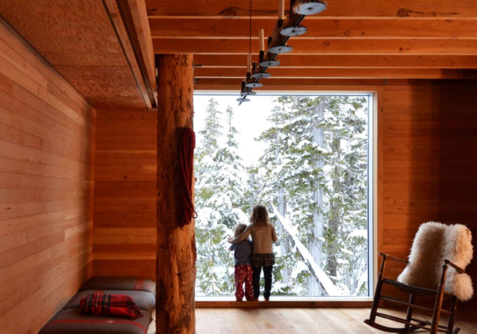 Alpine Cabin Interior Modlar Com