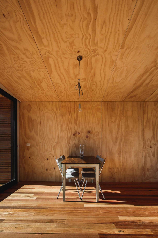Pump House - interior/wall
