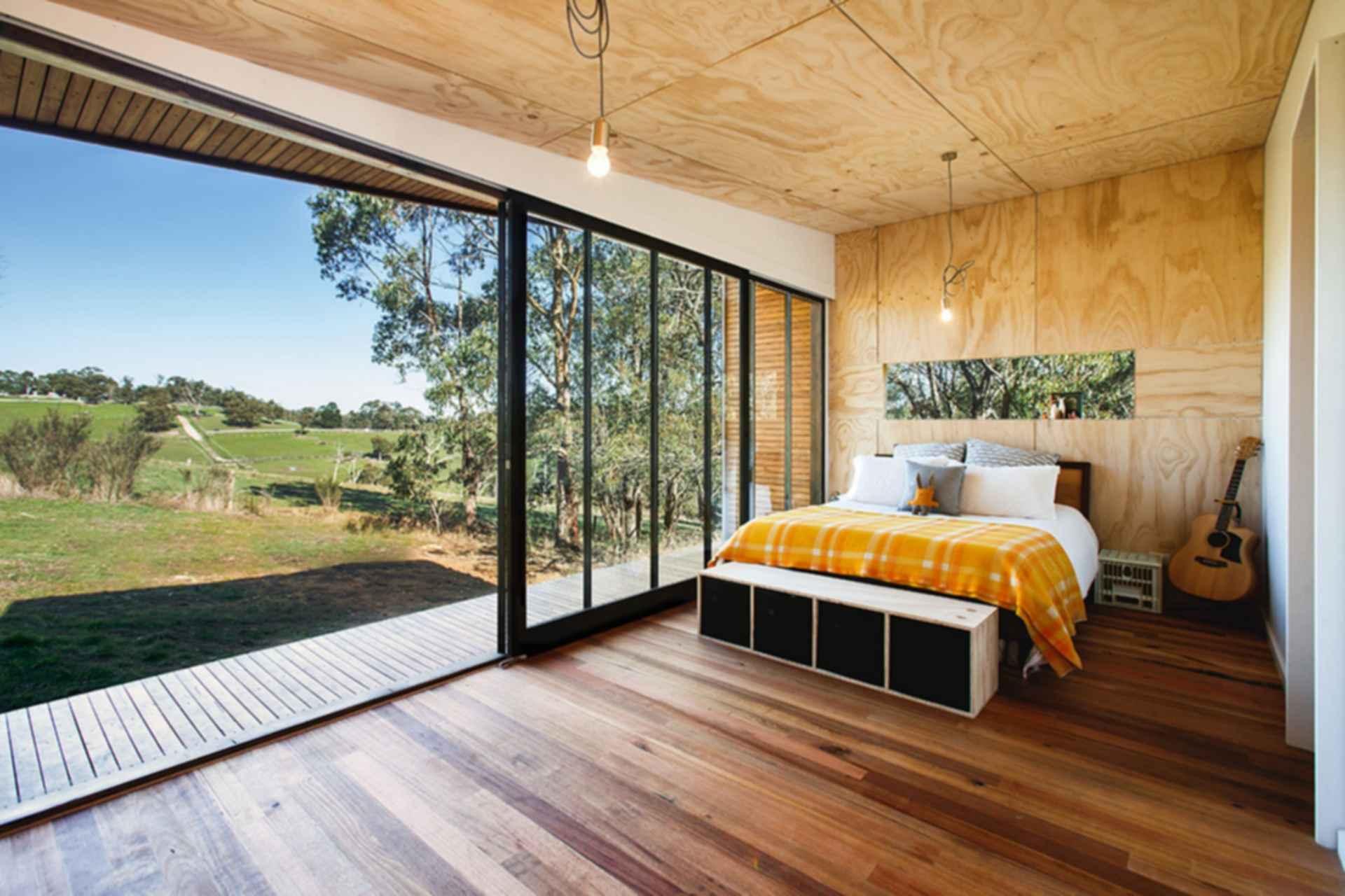 Pump House - Bedroom