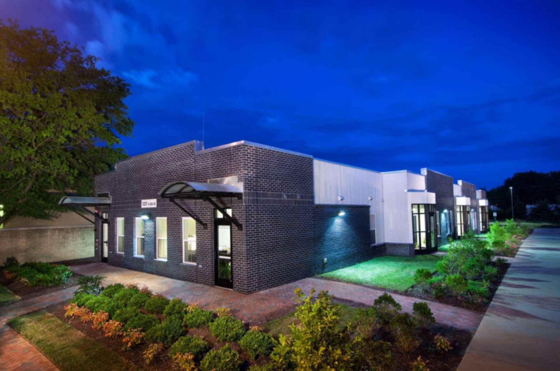 Somanath Seniors Apartments - Net Zero Living - exterior/landscaping