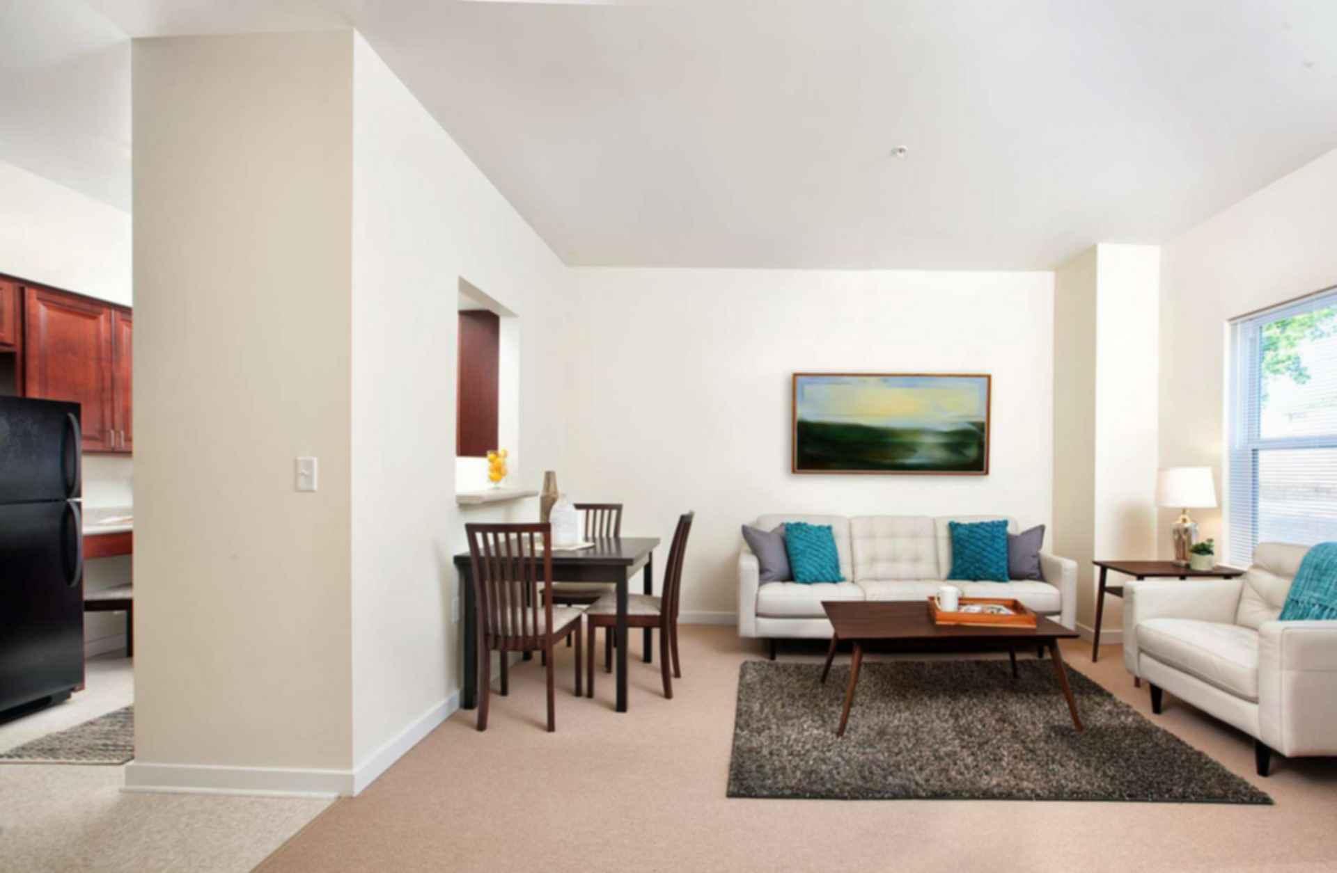 Somanath Seniors Apartments - Net Zero Living - interior/lounge