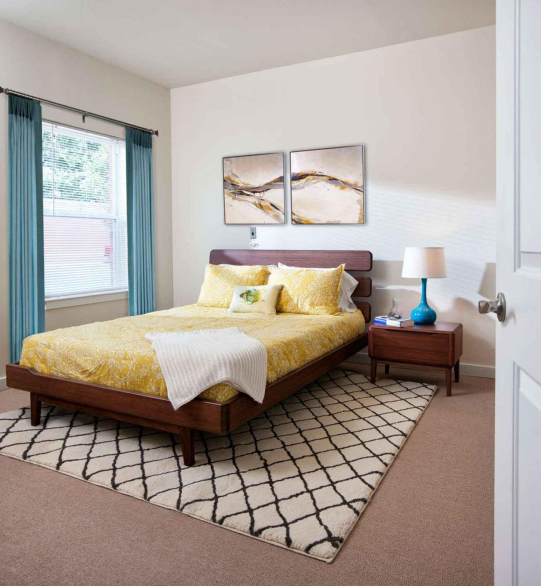 Somanath Seniors Apartments - Net Zero Living - Bedroom
