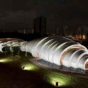 The Pod Pavilion - Exterior