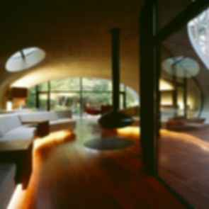 Shell House - Interior
