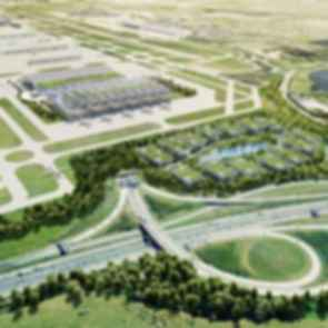 Heathrow Airport Expansion - concept design