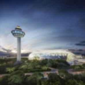 Singapore Airport - Concept Design