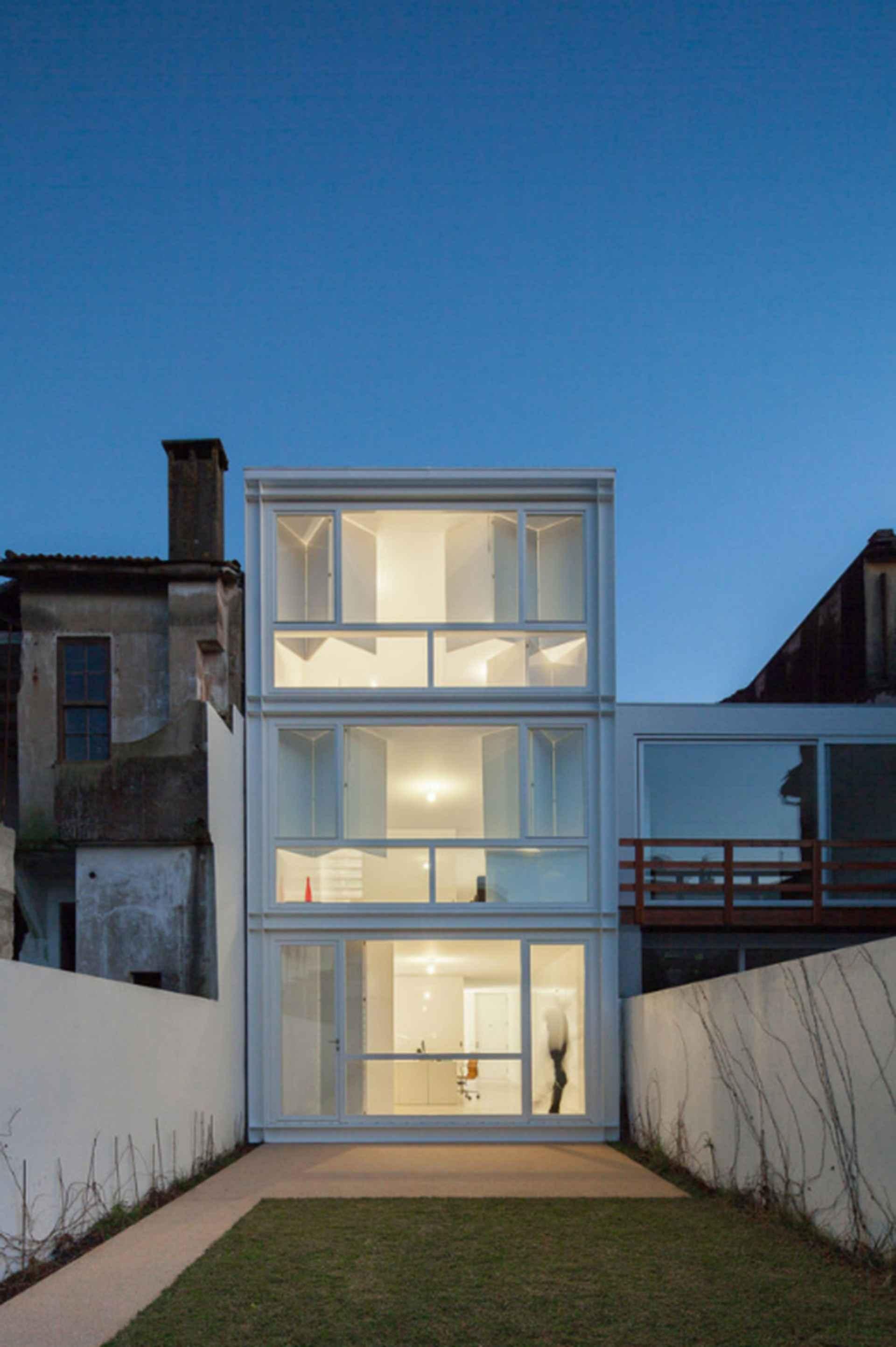 Urban House - exterior