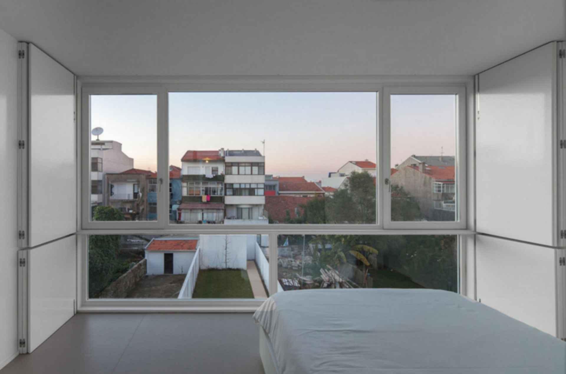 Urban House - interior/bedroom