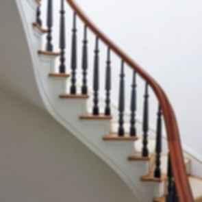 Carroll Gardens Townhouse - interior/stairwell